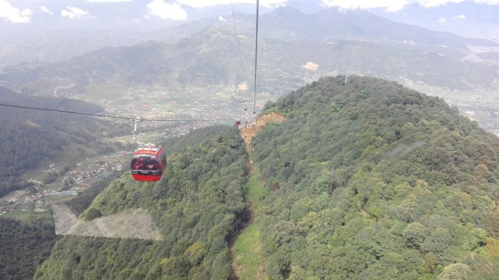 Chandragiri Cable Car Ride Tour